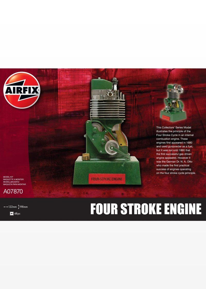Airfix A07870 4 Stroke Petrol Engine